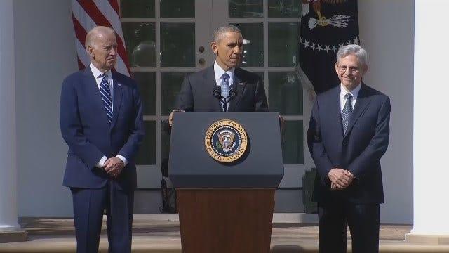 President Obama Announces Supreme Court Nominee