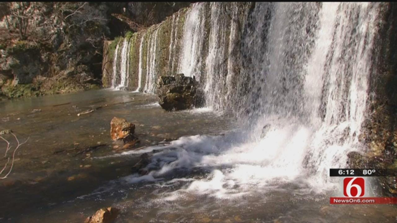 Students Take To Natural Springs State Park For Spring Break