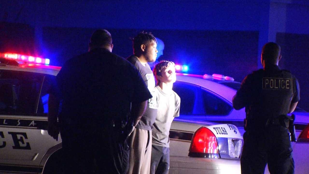 Dave Davis Reports On Astoria Pointe Armed Robbery