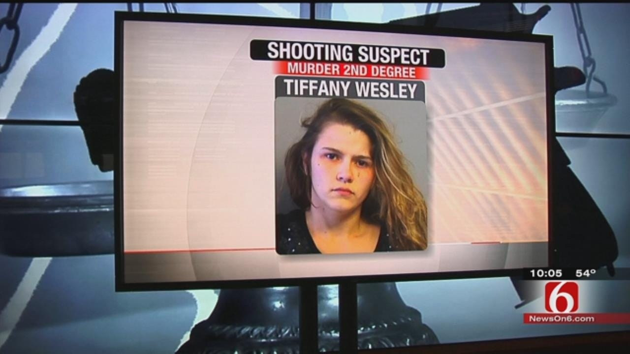 Tulsa Shooting Victim Dies; Murder Complaint Added Against Girlfriend