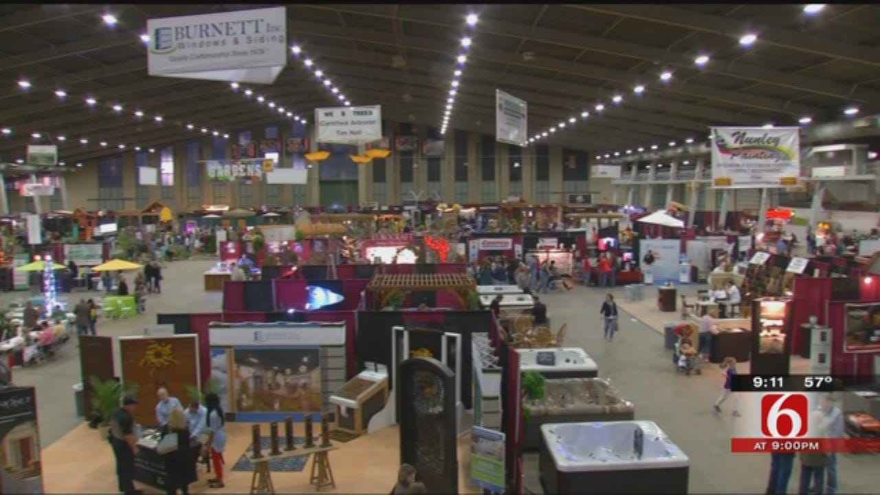 Tulsa Home And Garden Show Offers Options For Renovators