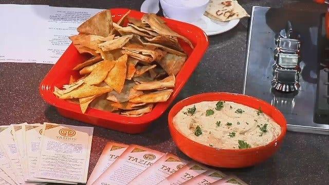 TSHA Souper Sunday Recipe For Greek Lemon Chicken Soup