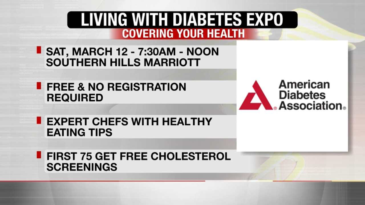 Living With Diabetes Tulsa Event This Weekend