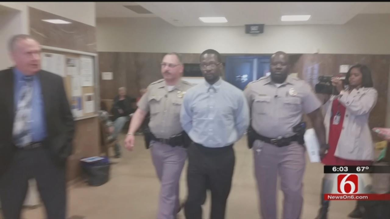 Judge Adjourns Tulsa Murder Trial For Day Due To Attorney Emergency