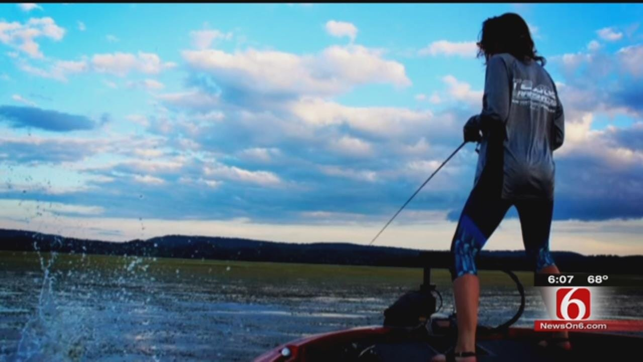 Alabama Student Inspired To Fish After Attending 2013 Classic In Oklahoma