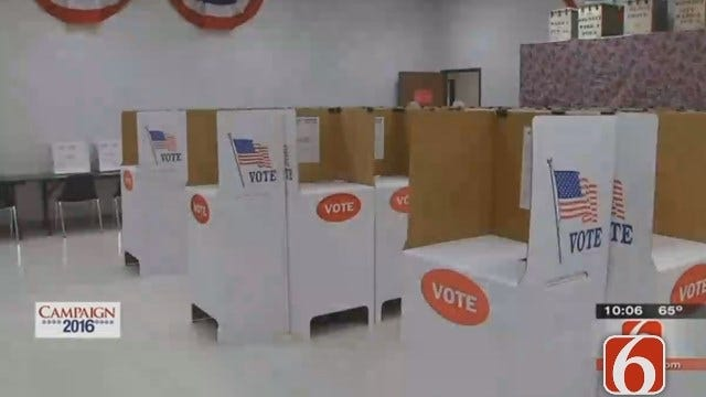 Dave Davis Offers Voting Tips To Save Time When Vote Today