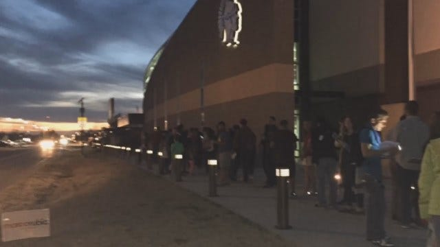 Meagan Farley Reports From Marco Rubio Rally In Jenks