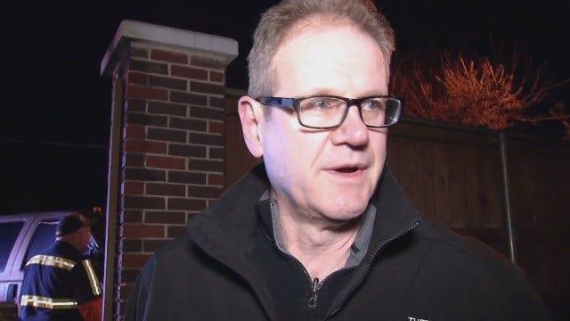 WEB EXTRA: Mark Stover Says The Crash Woke Him Up