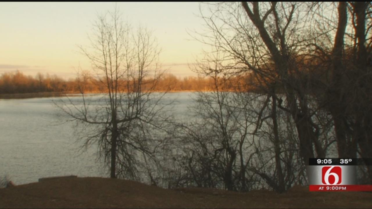 Vandals Won't Stop Mission To Clean Up Collinsville Lake Area