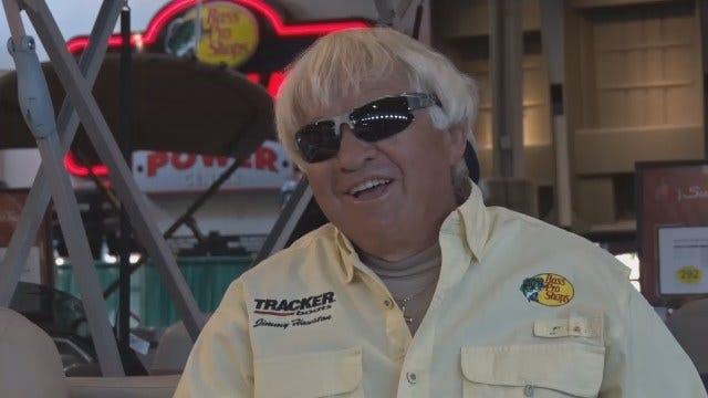 WEB EXTRA: Jimmy Houston On Tulsa's Fishing Reputation