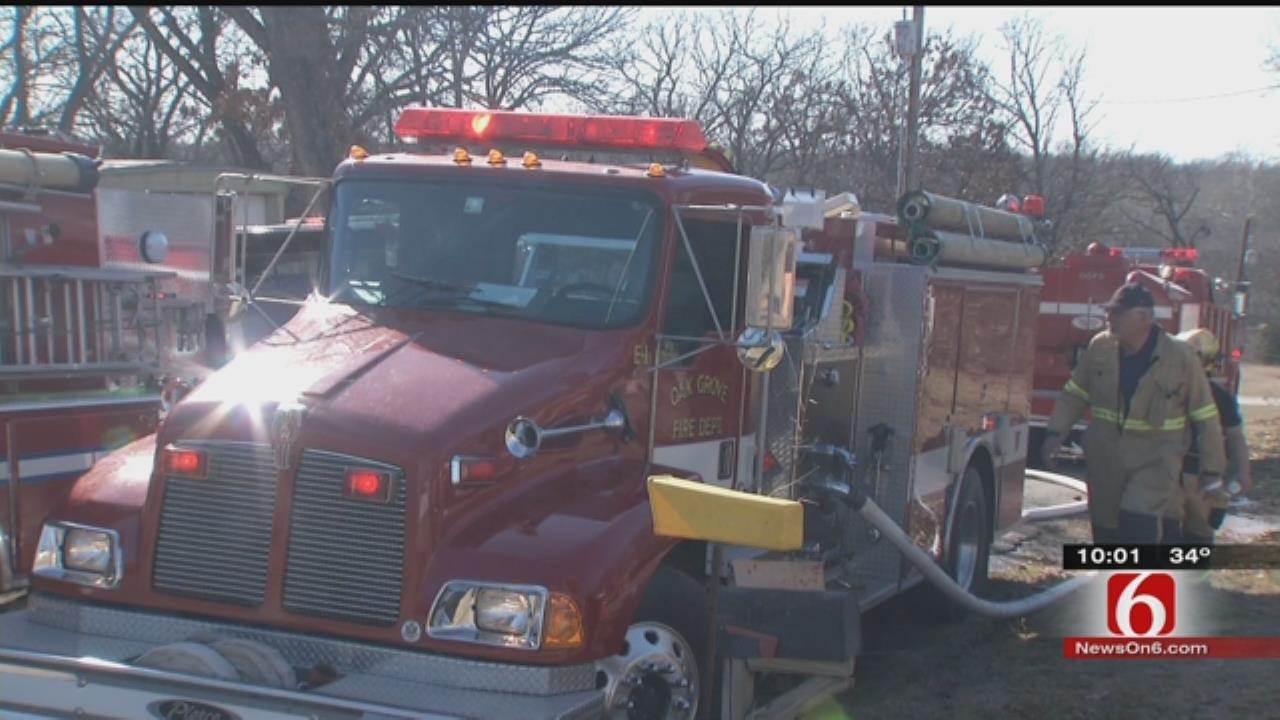 Oak Grove Fire Department Stopping Service To Fair Oaks