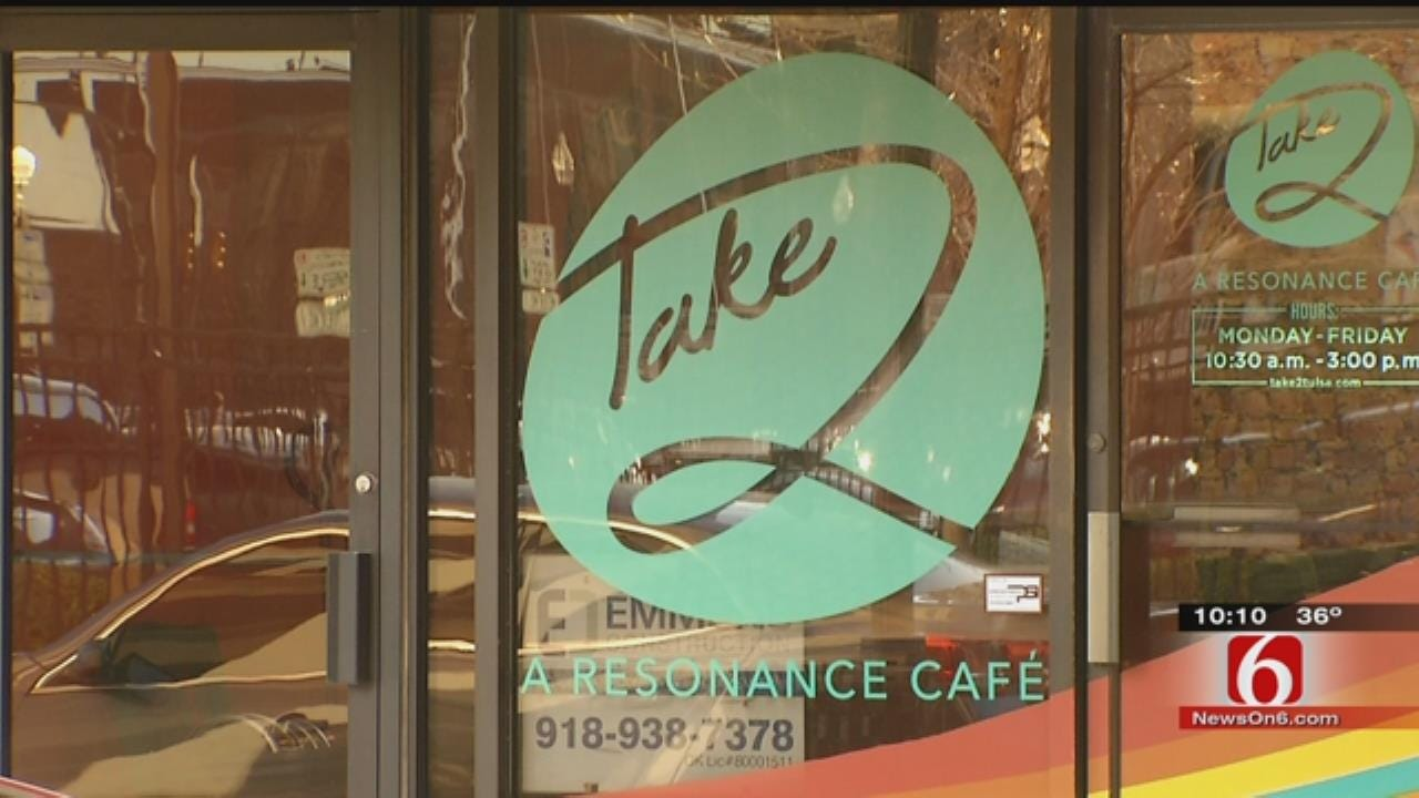 New Tulsa Cafe Offers Second Chance To Woman Who Need It