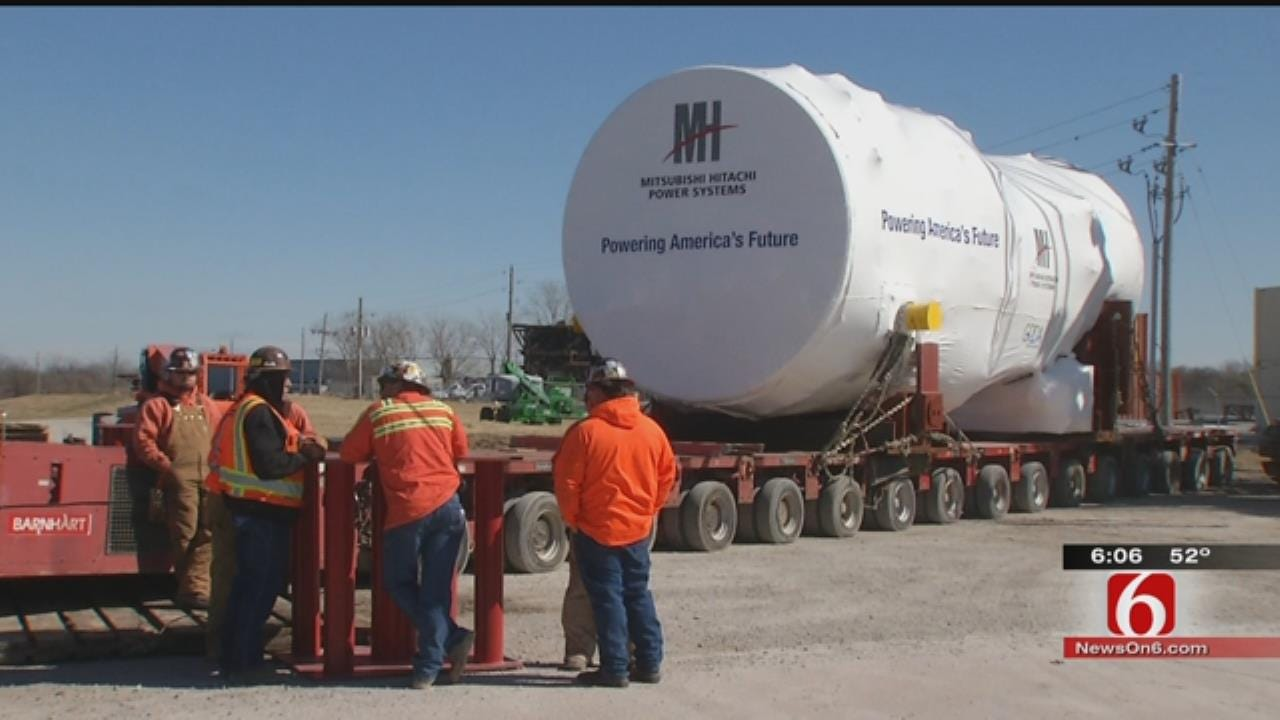 Largest, Most-Efficient Gas Turbine Now At Home With GRDA