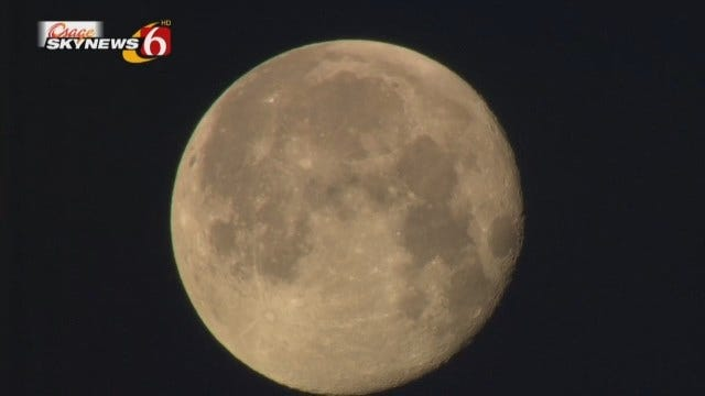 WATCH NOW: Osage SkyNews 6 HD Pilot Will Kavanagh Reports On Moon Views