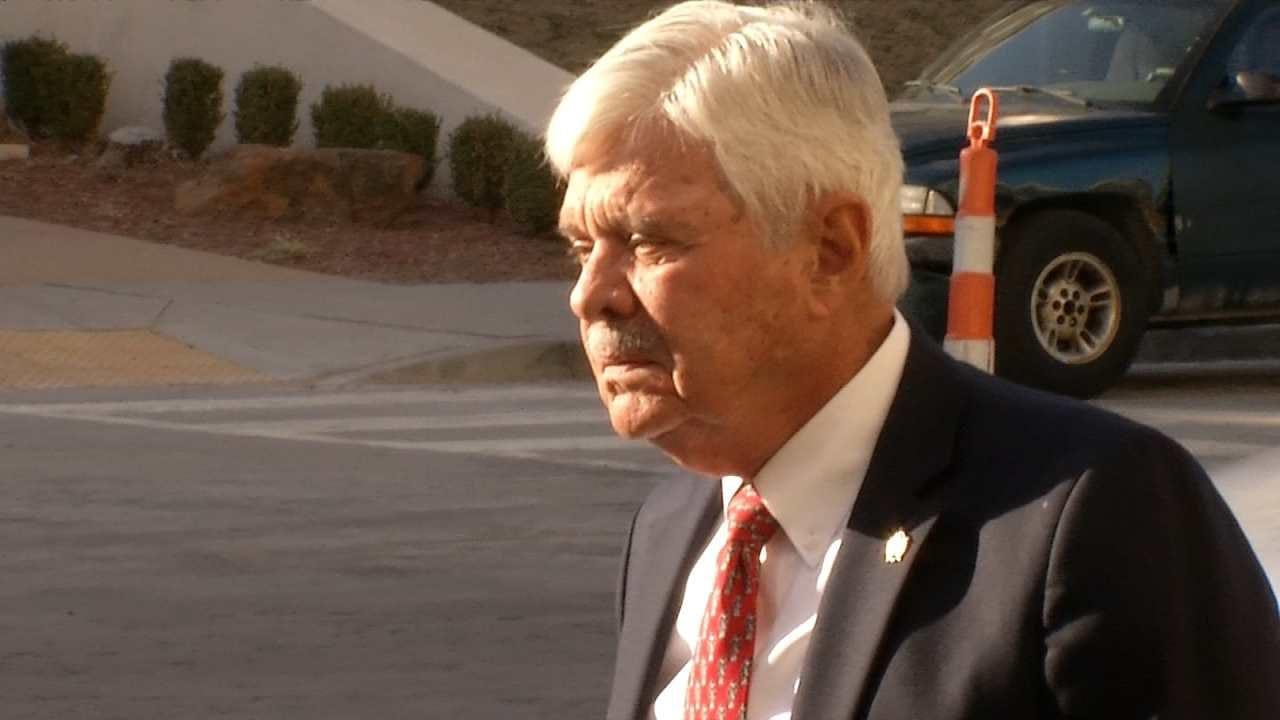 Allison Harris: Federal Trial Against Former Tulsa County Sheriff