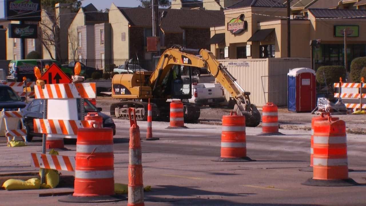 Tulsa Residents Say Construction 'Detour' Makes Their Neighborhood Unsafe