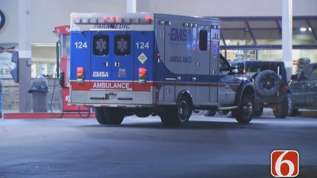 Dave Davis Reports On Tulsa Home Invasion, Beating