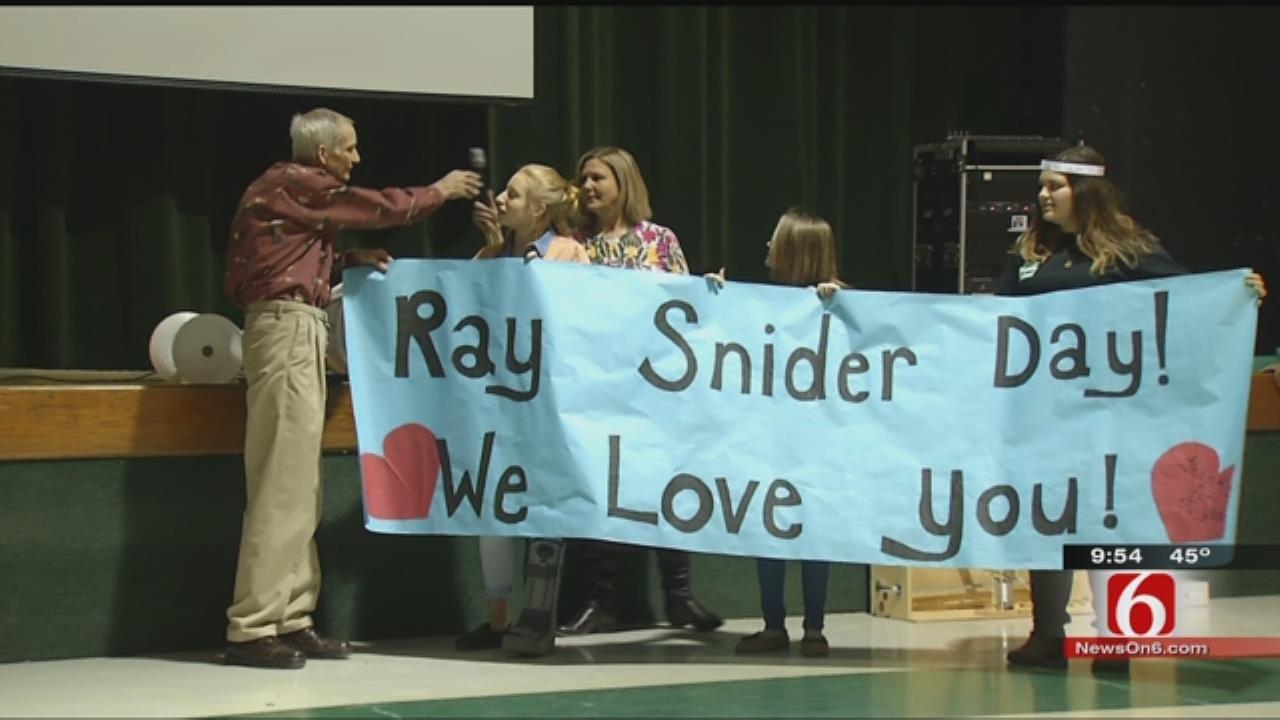 Catoosa Teacher Celebrates 50 Years Of Teaching