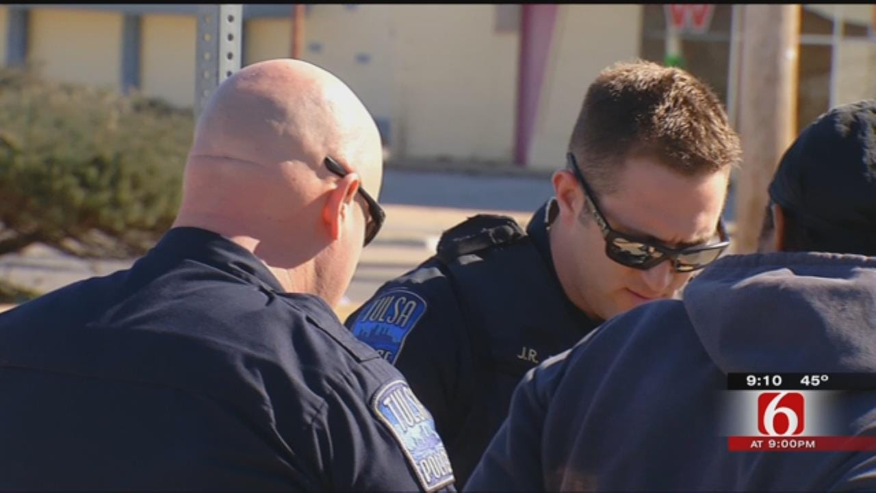 Tulsa Police's Gilcrease Division Takes Different Approach To Fighting Crime