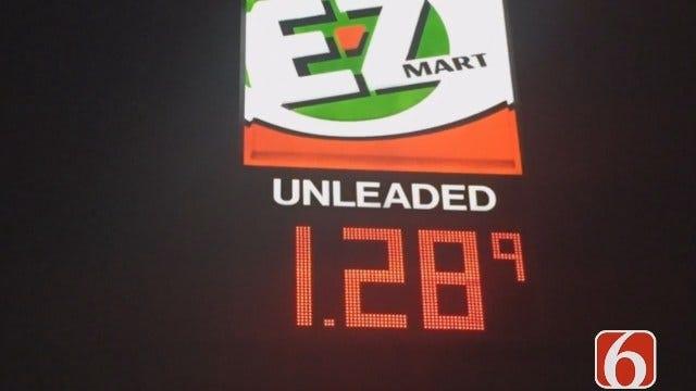 Price Of Gasoline Hovering Around $1.29 Per Gallon