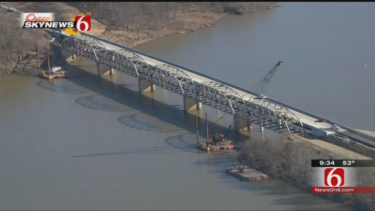 ODOT Crews Begin Work On Several Bridges