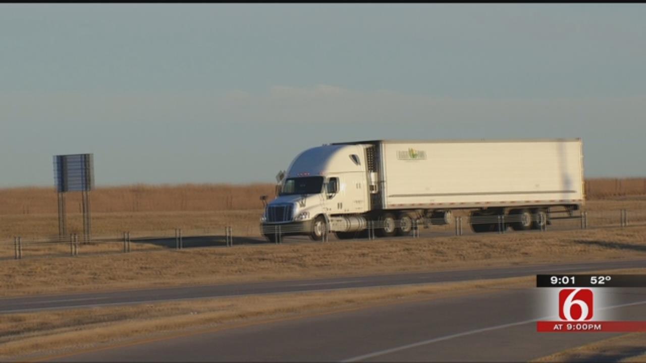 Gunfire Hits Walmart Trucks, Other Vehicles On Tulsa County Highway