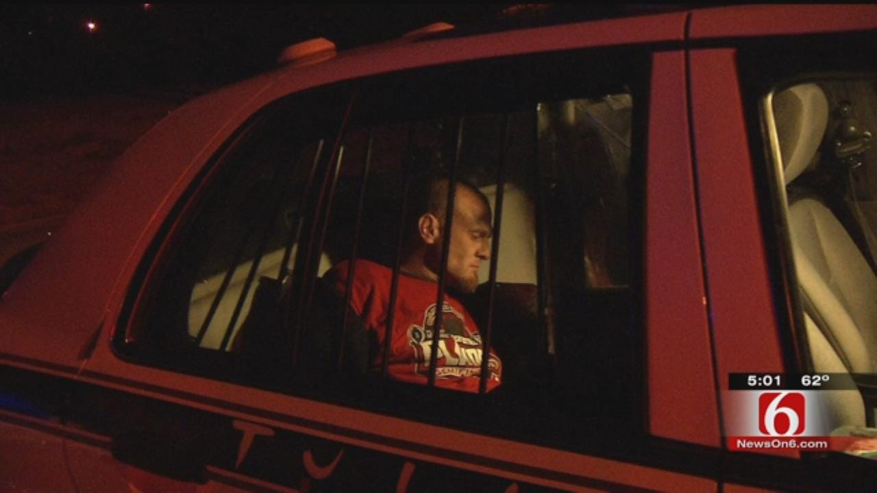Tulsa Man Arrested After Consecutive Car Chases Released After Bond Confusion