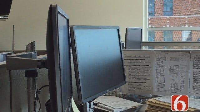 Saturday Morning Oklahoma Earthquake Felt In News On 6 Newsroom
