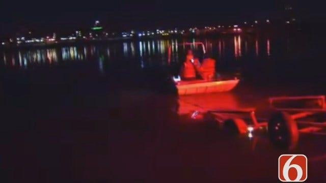 Teen's 911 Call Sparks West Tulsa Arkansas River Search