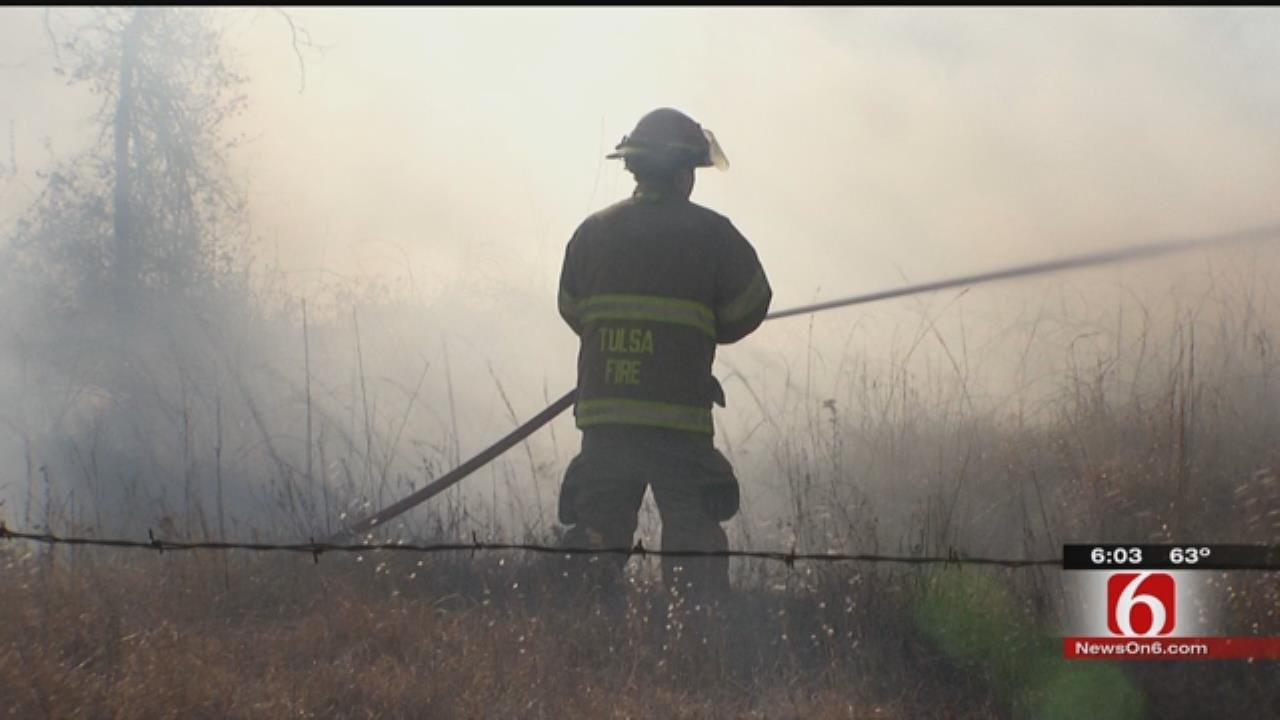 Wildland Fire Training To Be Offered To All Tulsa Firefighters