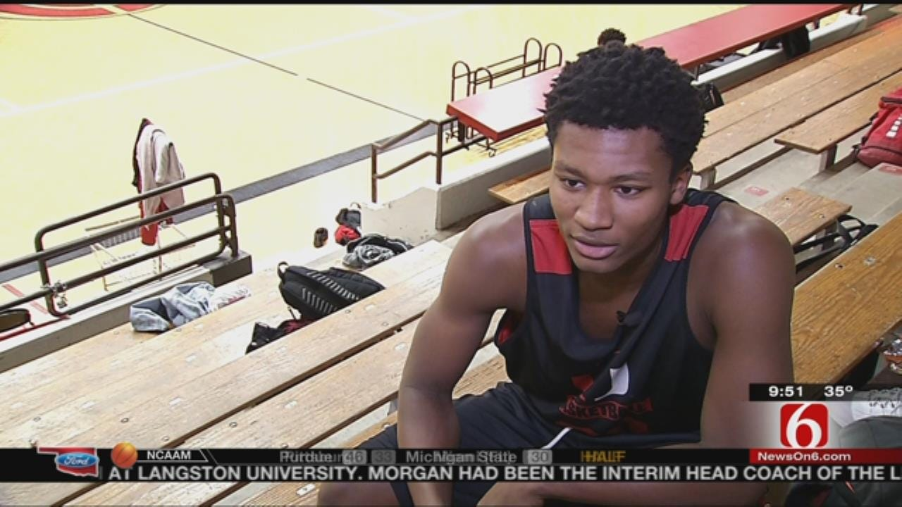 Union Basketball Player Finds Strength On The Court During Father's Battle With Cancer