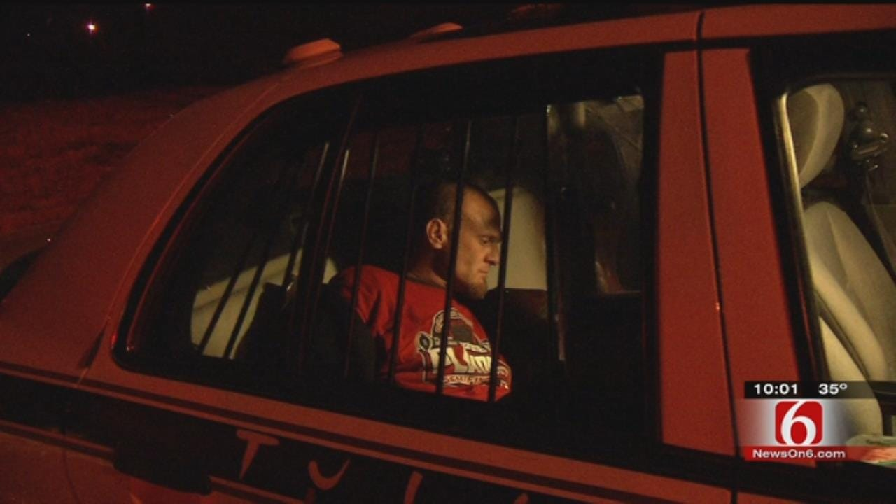 TPD: Another Tuesday, Another High-Speed Chase For Same Suspect