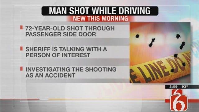 Elderly Pittsburg County Man Accidentally Shot In Head, Deputies Say