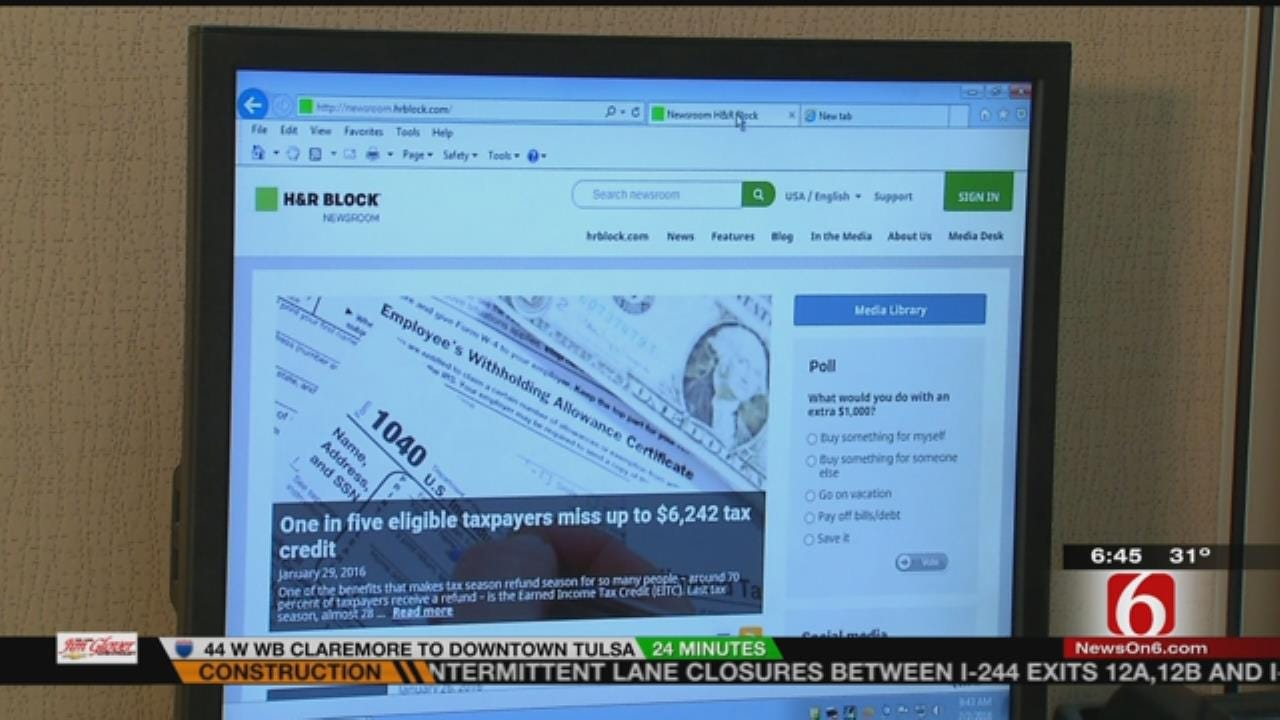 Cashing In On Some Tax Filing Tips You May Qualify For