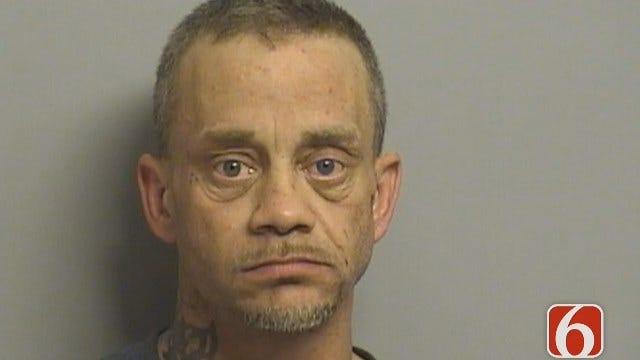 Dave Davis Reports On Arrest Following High-Speed Tulsa Pursuit