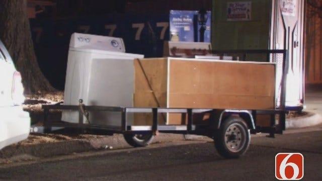 Tulsa Homeowner Warns Of Theft Dangers