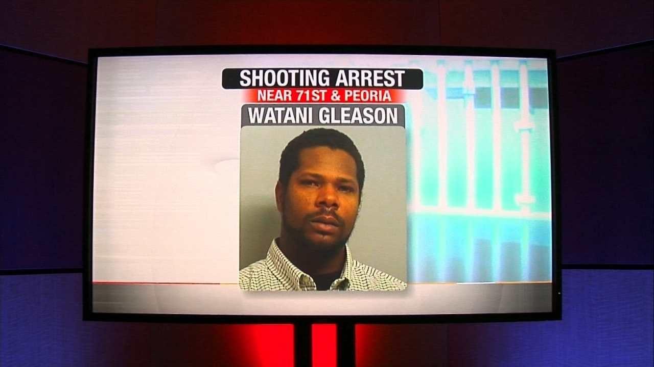 Victim Dies After Shooting At Tulsa Bar, Suspect In Custody