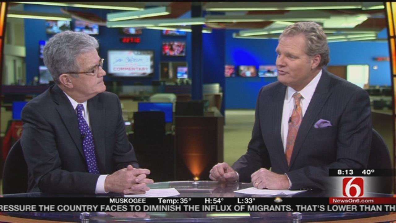 Former U.S. Senator And News On 6 Commentator Talks About Bernie Sanders & Hillary Clinton