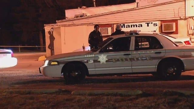 WEB EXTRA: Video From Scene Of Tulsa Shooting Early Saturday