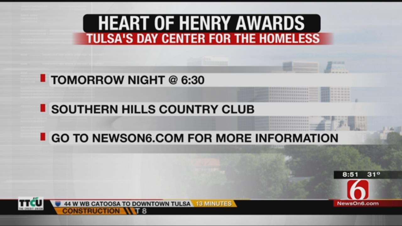 Tulsa's Heart Of Henry Gala Preview