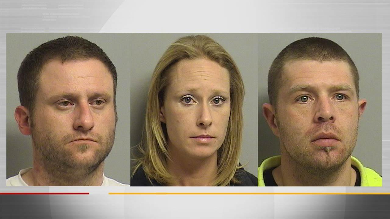 Tulsa Police Credit Alert Neighbor In Stolen Pickup Arrests
