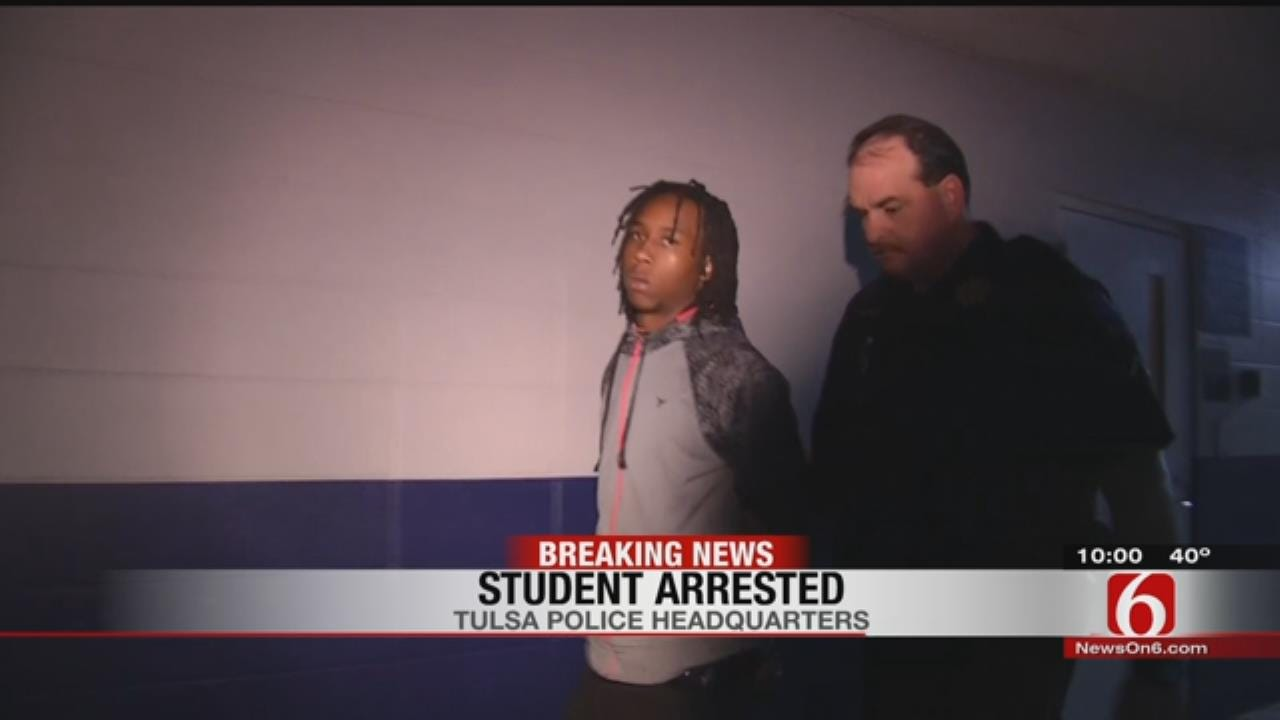 Tulsa Police Make Arrest In Sexual Assault Reported At Hale High School