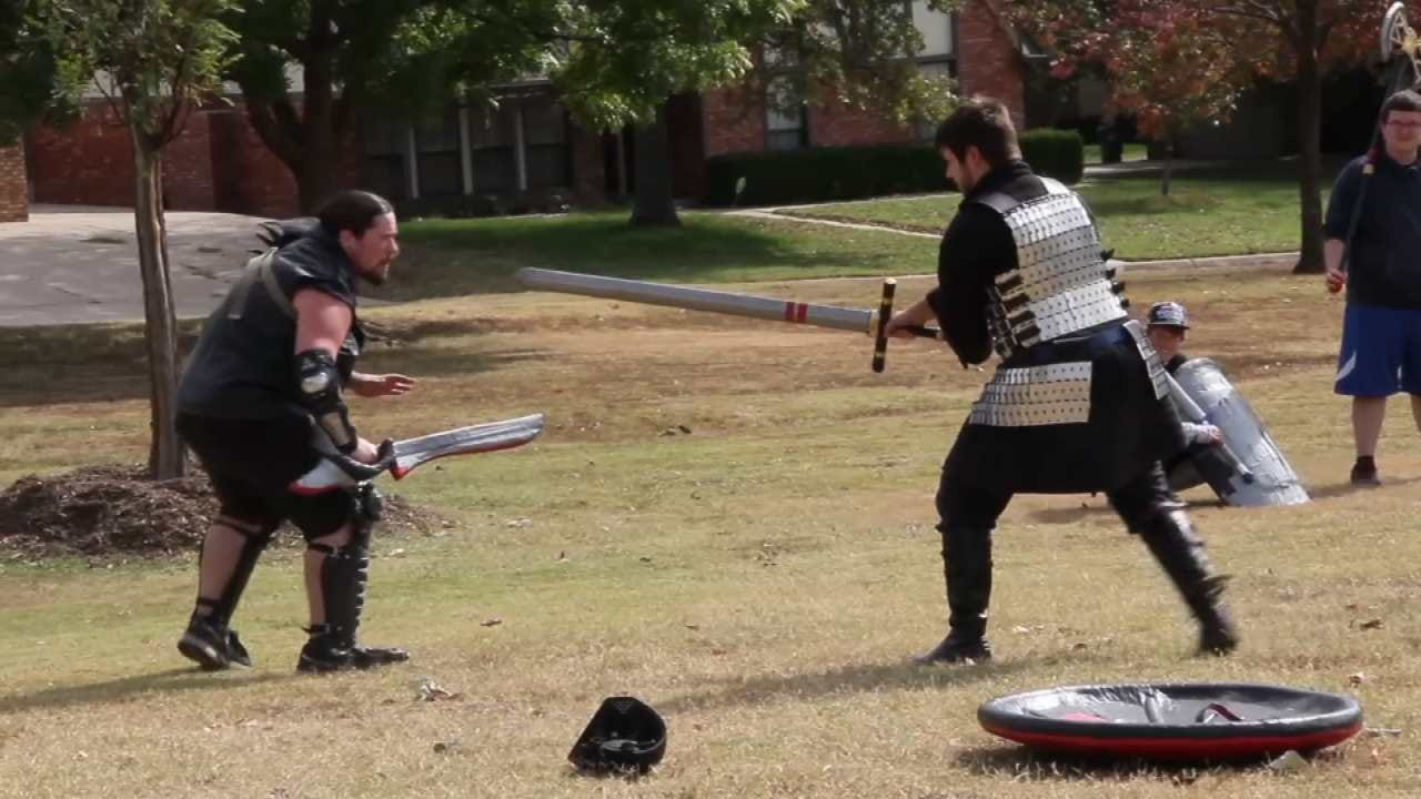 Fly The Coop: A Medieval Melee