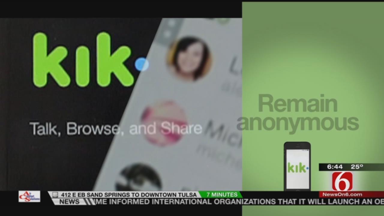Teen's Murder Raises Concerns Over Kik Messaging App