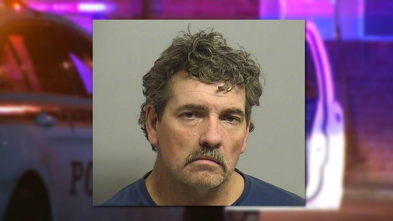WEB EXTRA: Tulsa Felon Captured With Stolen Truck, Meth Lab