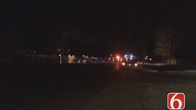 One Person Dead In Tulsa Crash
