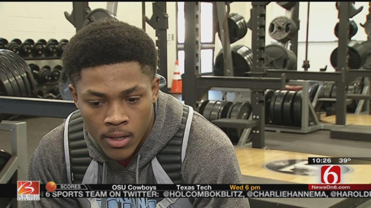 McLain RB Josh Jacobs On How His Recruiting Skyrocketed Just Before Signing Day