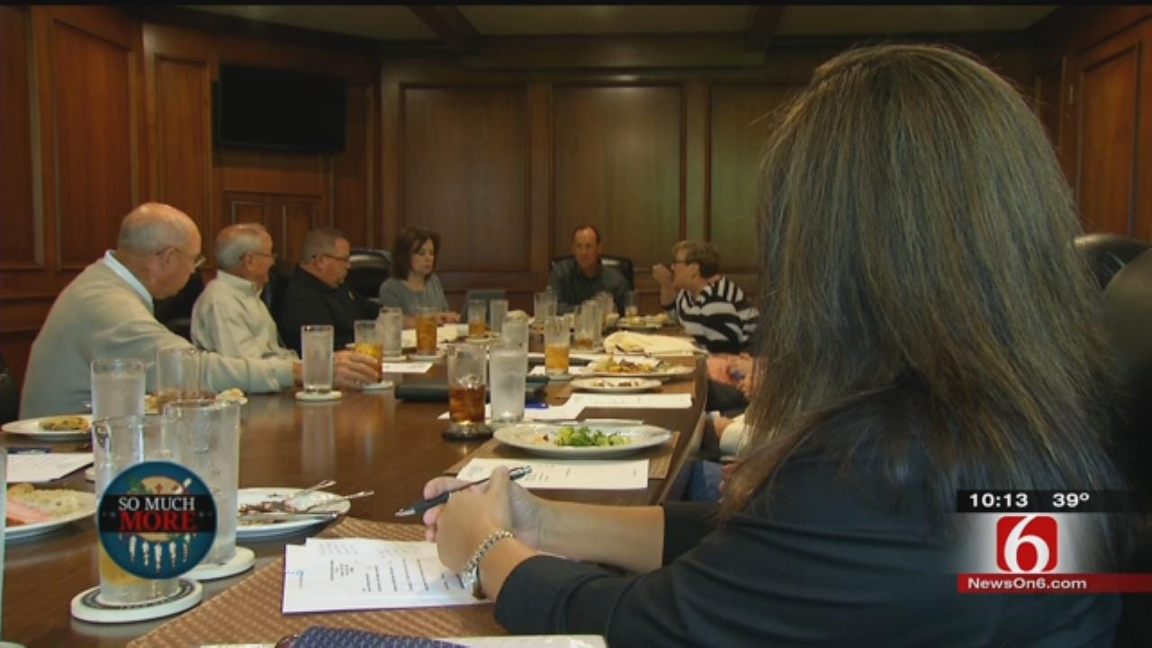 Education Foundations Doing Part To Make OK Schools 'So Much More'