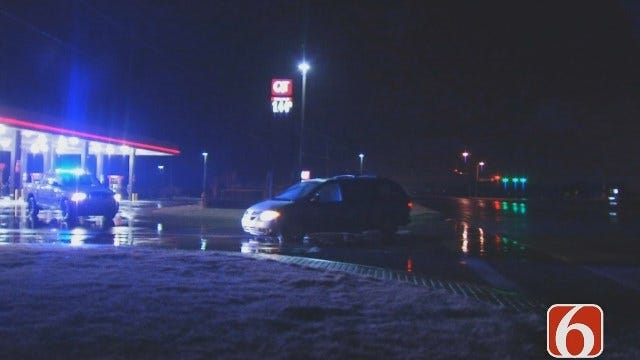 Rogers County Deputies Chase, Arrest 3 After Reported Assault
