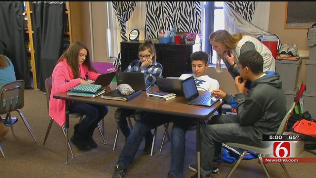 Proposed Bills Could Annex, Close Some Oklahoma Schools